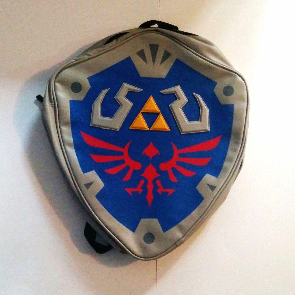 1497f1397992 Legend of Zelda - Hylian Shield Backpack