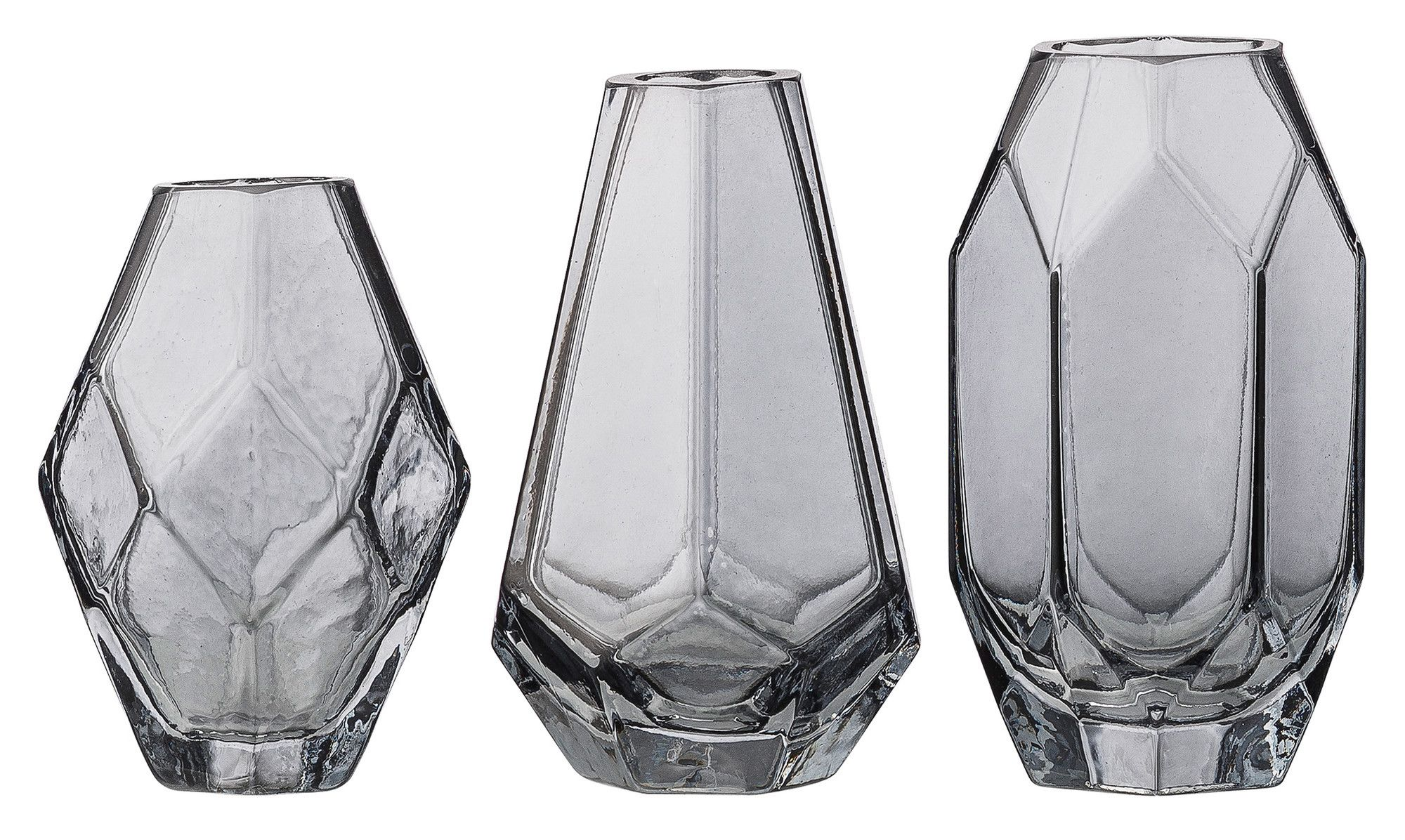 3 Piece Glass Vases Set | Products | Pinterest | Products