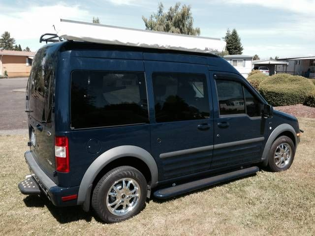 A E Trim Line Awning 7 Bluebox Photos Ford Transit Connect