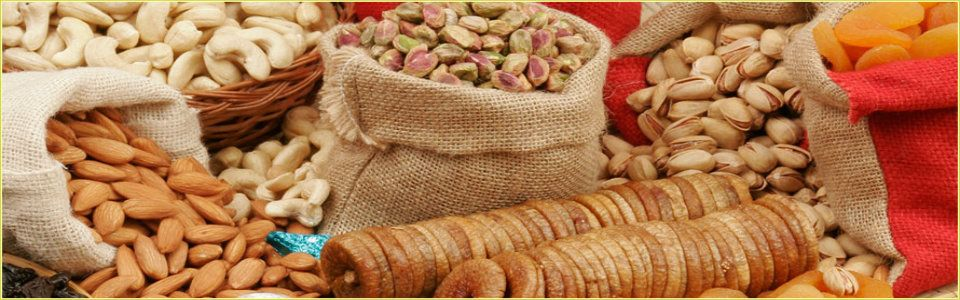 We are one of the leading dried fruits and nuts wholesale