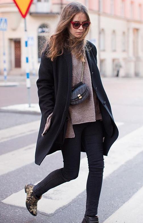 Swedish style blogger | Carolinesmode | streetstyle ...