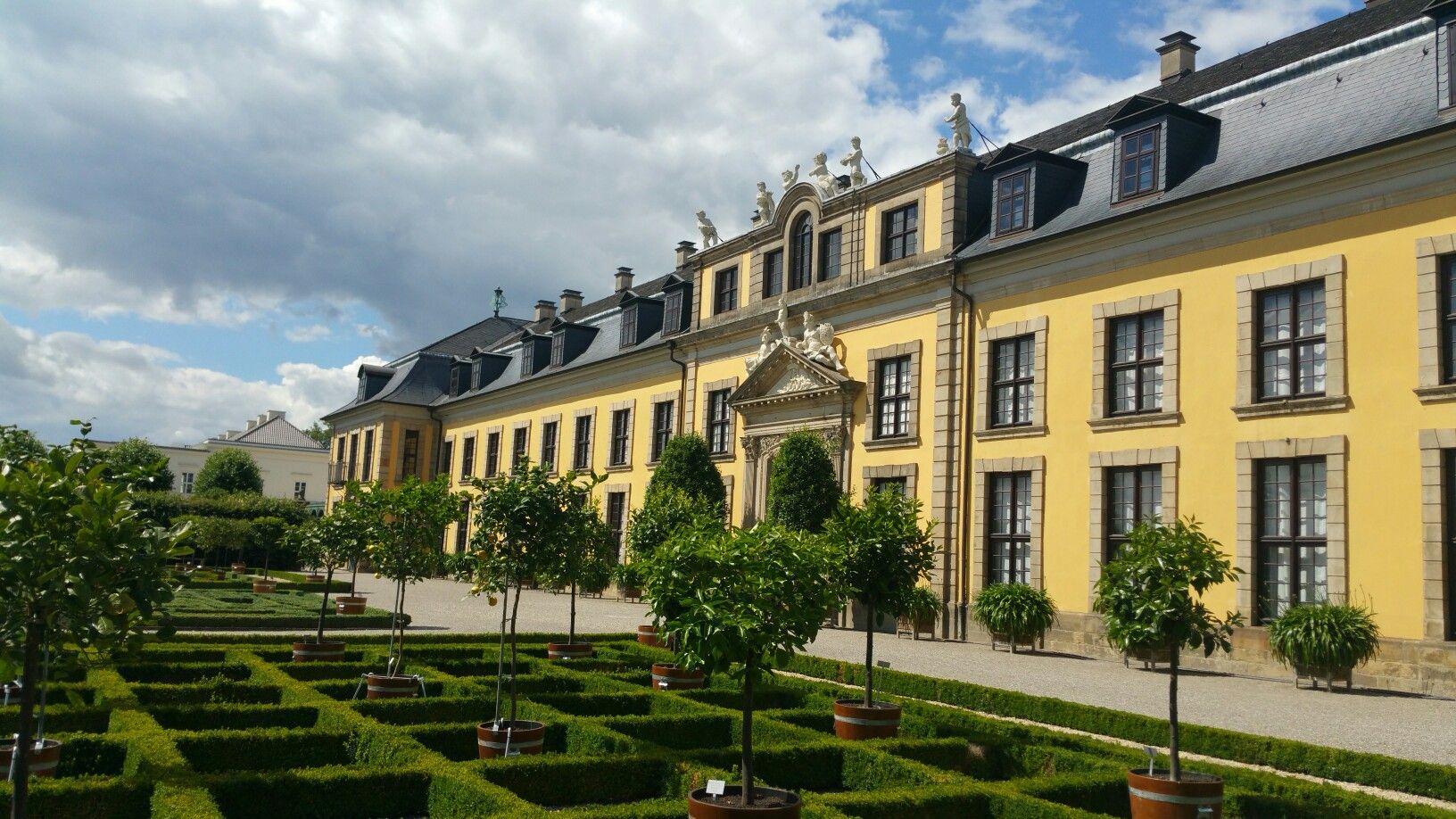 Herrenhauser Garten Hannover House Styles Home Decor House