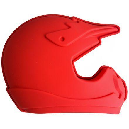 Smooth Industries Helmet Cake Mold Dirt Bike Holiday