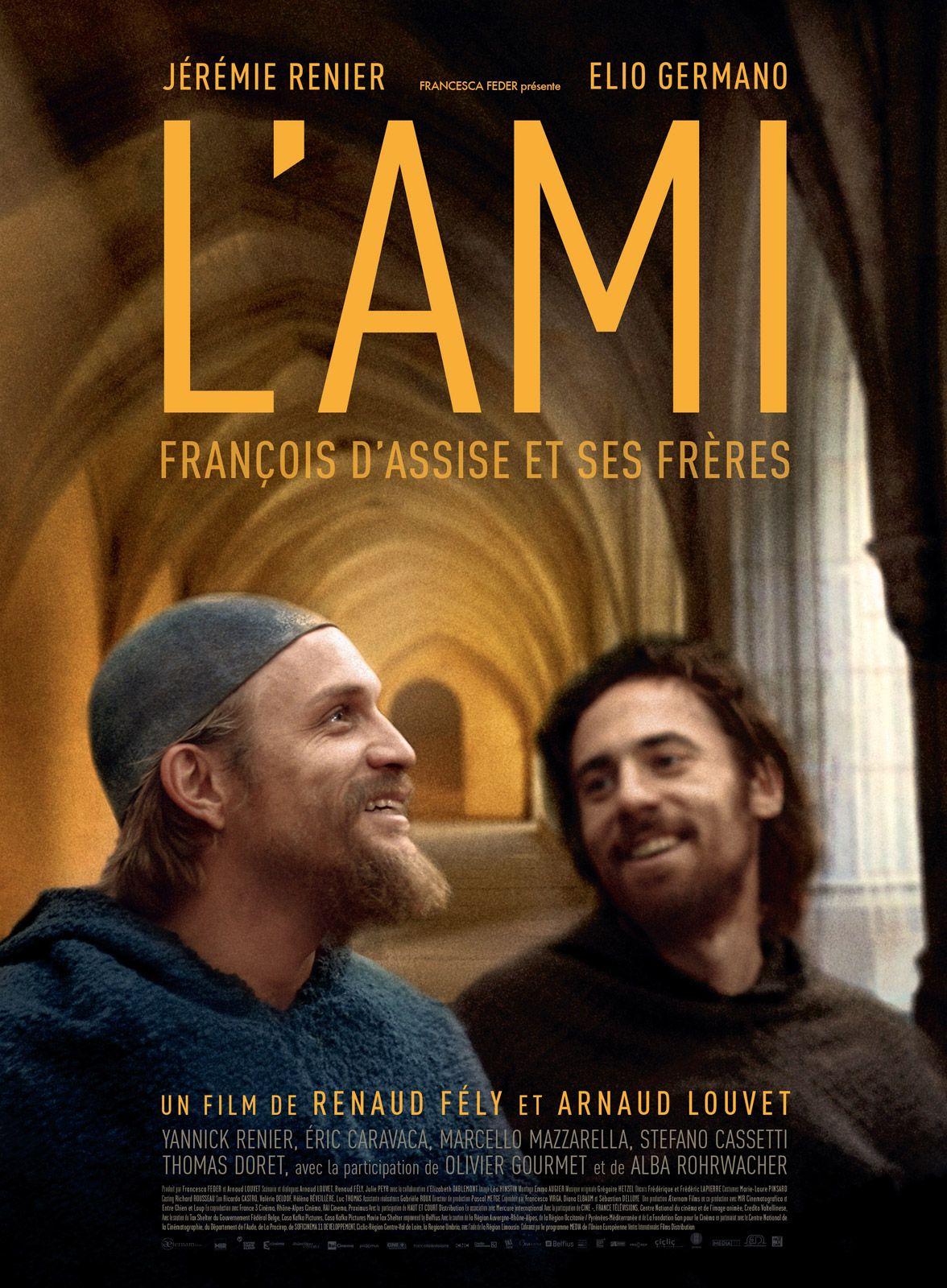 L Ami Francois D Assise Et Ses Freres Francois D Assise Film Olivier Gourmet