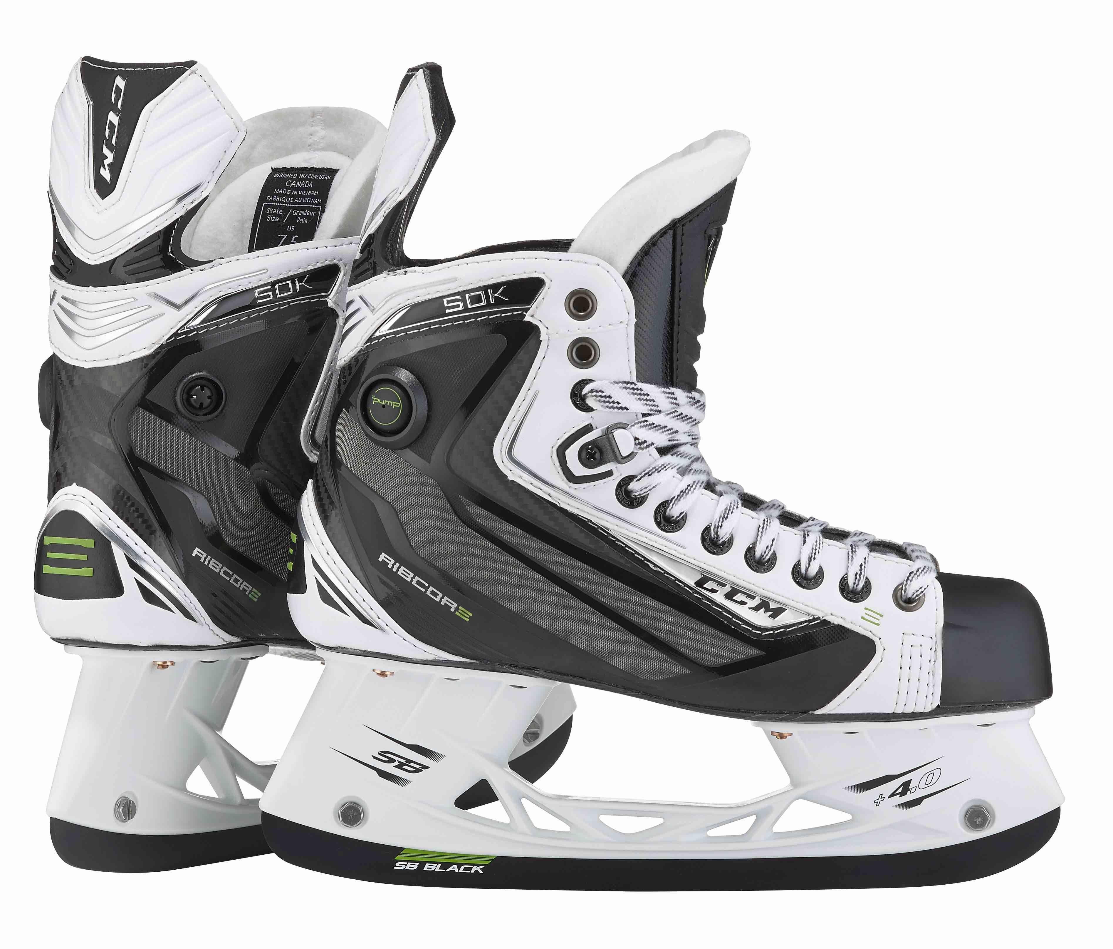 d4c3b4b489c CCM RibCor 50K White LE Skates