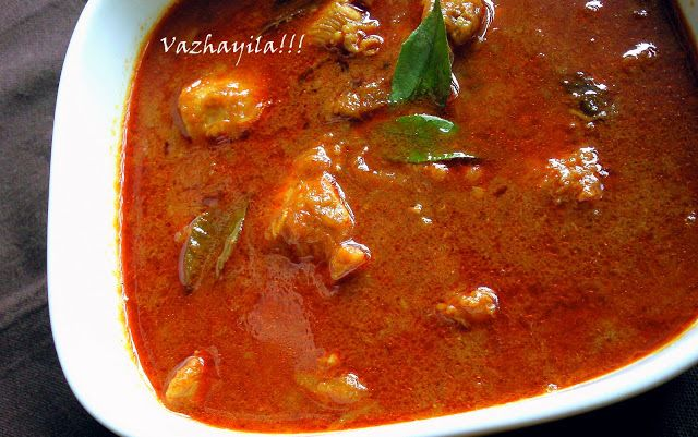 Alfa img - Showing > Kerala Chicken Curry Without Coconut Milk