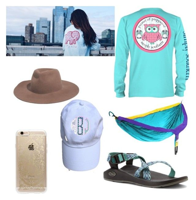 """""""wishlist"""" by legitmaddywill on Polyvore featuring Rifle Paper Co, ENO, Chaco and Madewell"""