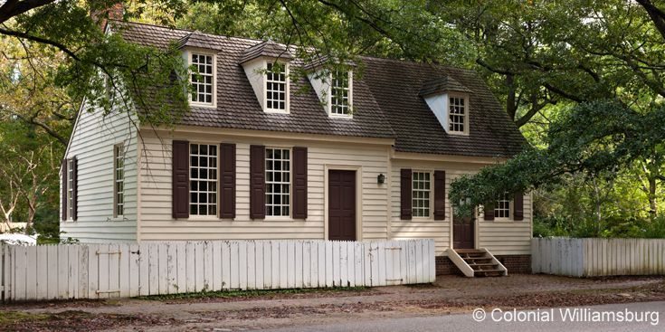 Historic Lodging Colonial Houses George Jackson House Time To Colonial Williamsburg Va Colonial House Colonial Williamsburg