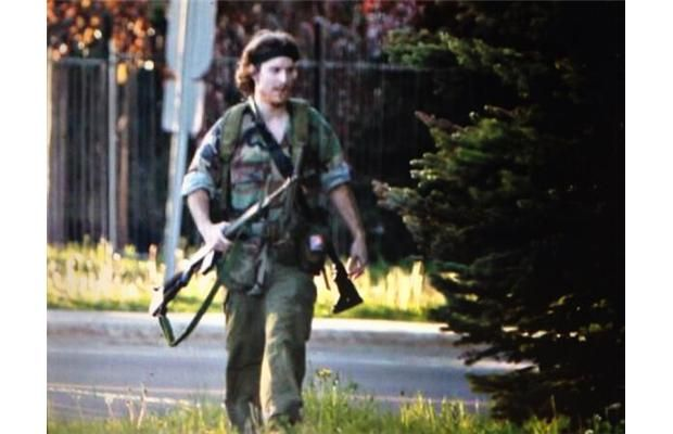 Moncton On Lockdown During Hunt For Suspect Justin Bourque