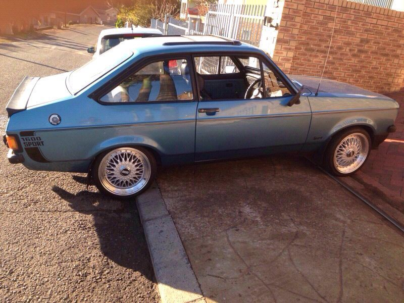 1979 ford escort | Other | Gumtree South Africa | 158450074 ...