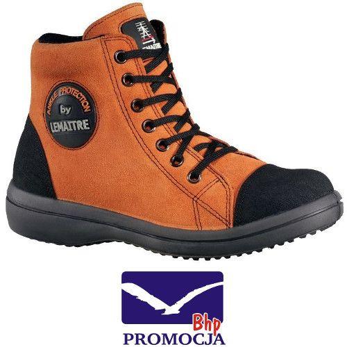 Damskie Buty Robocze Vitamine S3 Trzewiki Oranz 38 4197350251 Oficjalne Archiwum Allegro Safety Shoes Boots Footwear