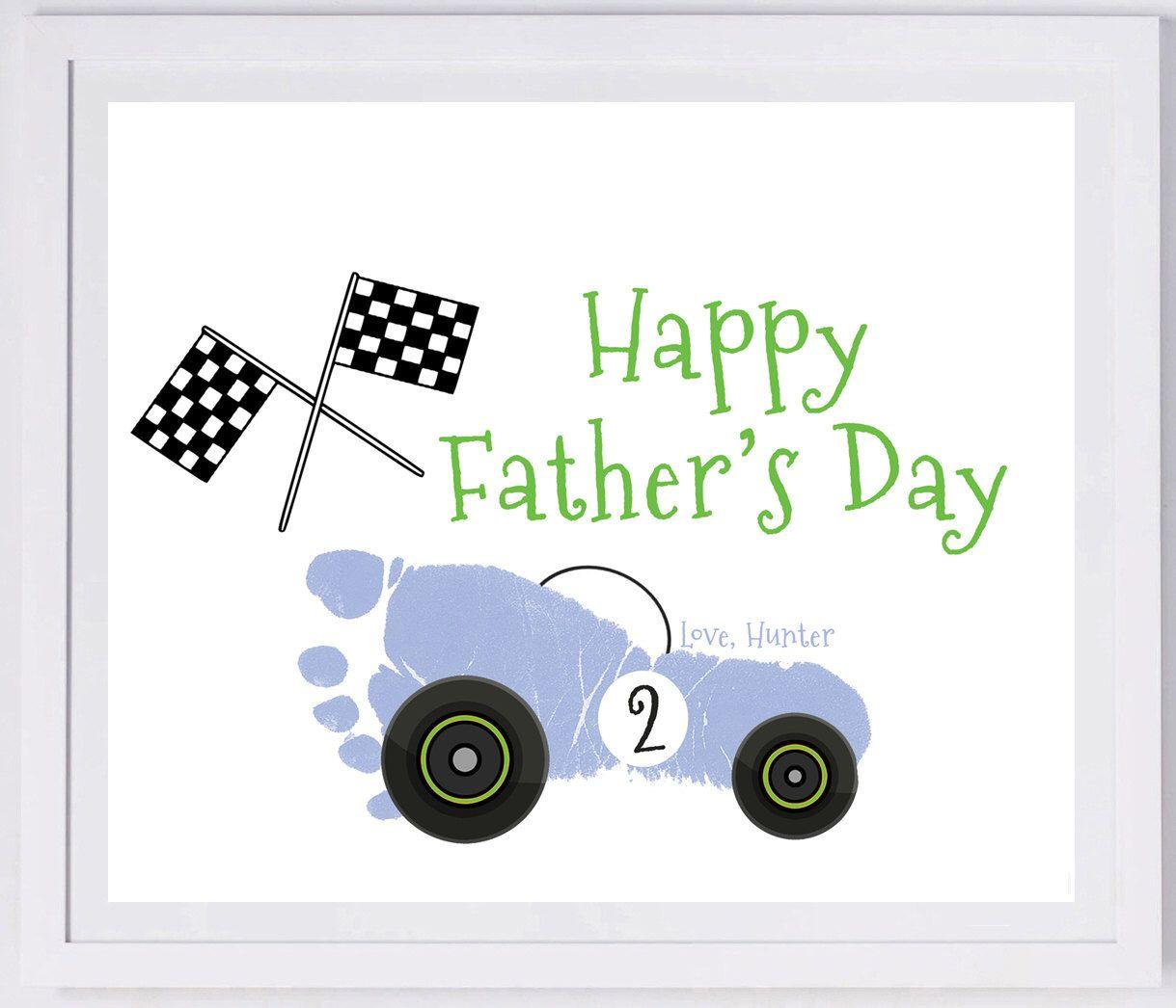 Race Car Footprint Wall Art 109_pap | Crafts - By Kids | Pinterest ...