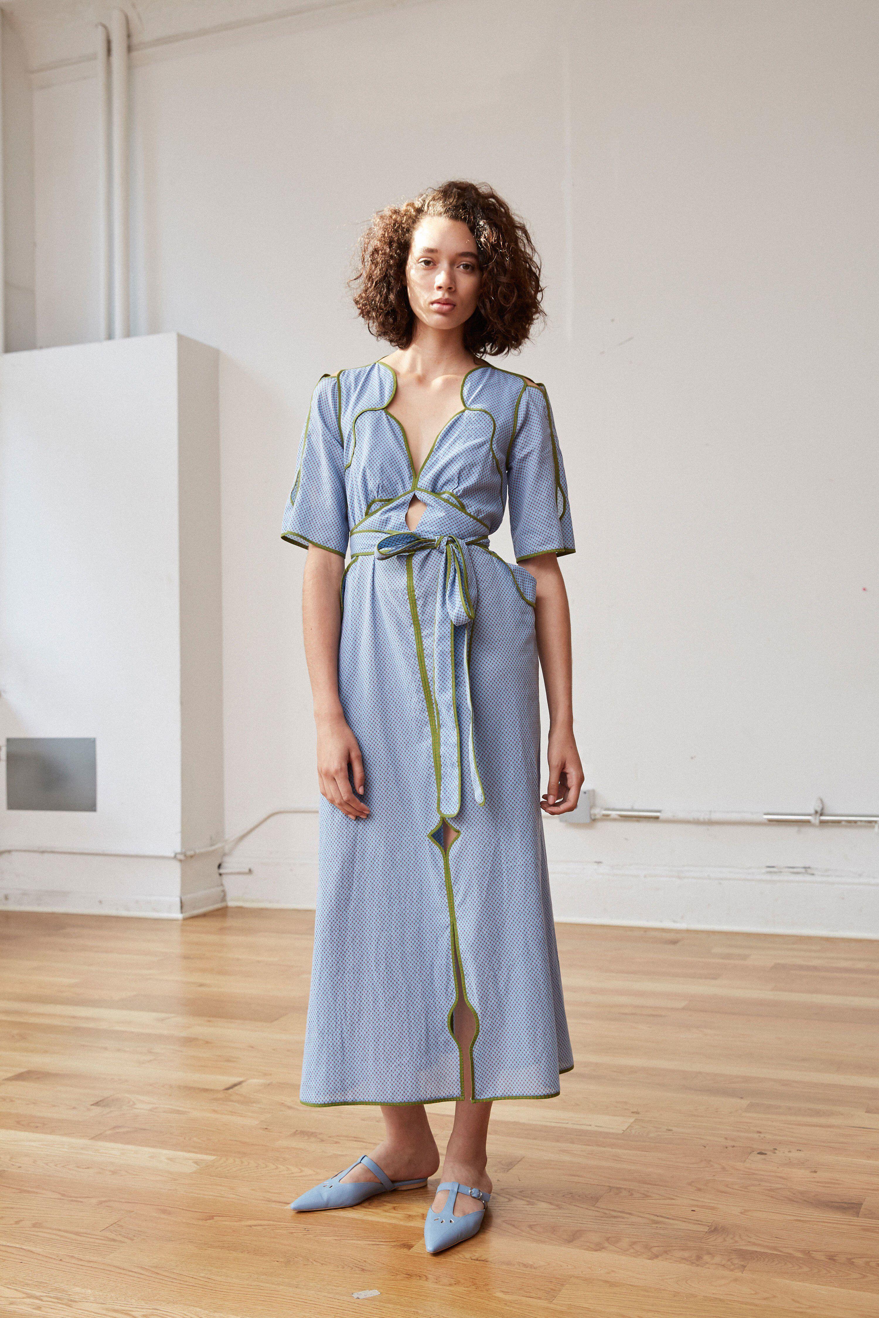 Rosie Assoulin Spring 26 Ready-to-Wear Fashion Show  Fashion