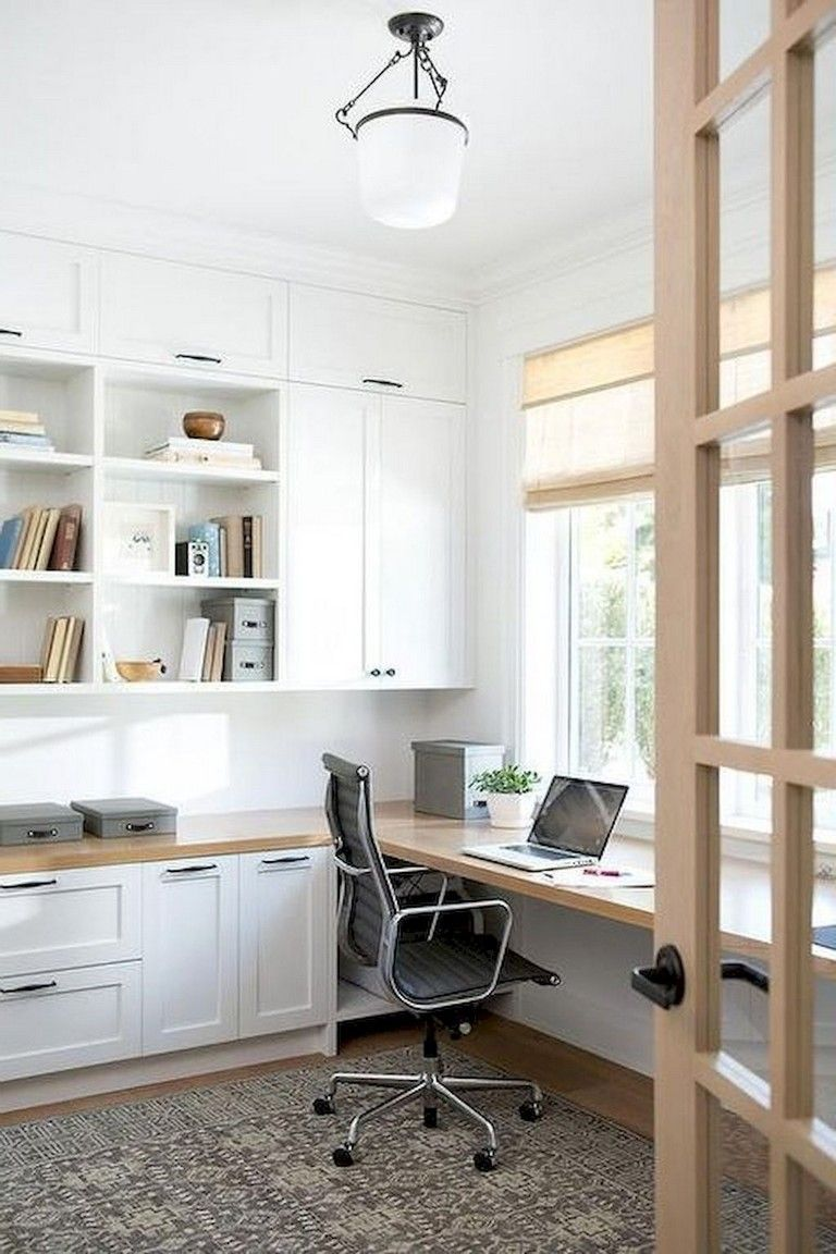 Tips And Ideas For Home Office Design Layout Makeovers To Inspire Creativity And Boost Producti Home Office Layouts Home Office Design Contemporary Home Office