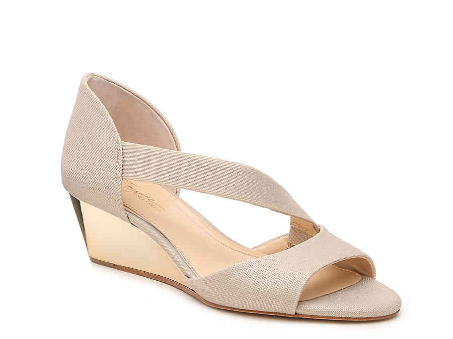 93e0ad5c8a2 Jefre Wedge Sandal | Wedding in 2019 | Shoes, Sandals, Wedge sandals
