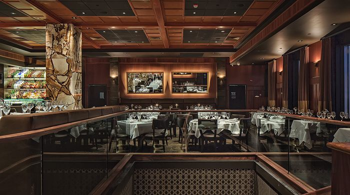 Mastros Restaurants Watch Out For The Steakhouse Chain S First