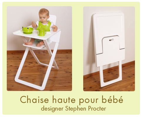 Chaise Haute Bebe Ultra Plate Actufraise Chaise Haute Bebe Chaise Haute Chaise Haute Bois