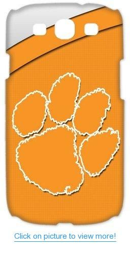 Accurate Store NCAA Division I Clemson Tigers logo Samsung Galaxy S3 3D Hard Case Cover #Accurate #Store #NCAA #Division #Clemson #Tigers #logo #Samsung #Galaxy #S3 #3D #Hard #Case #Cover