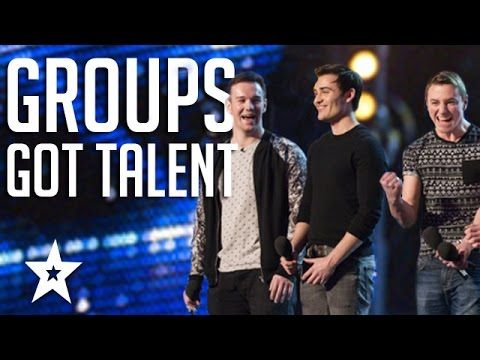 Top 6 Vocal Groups From Americas Got Talent Britain S Got Talent