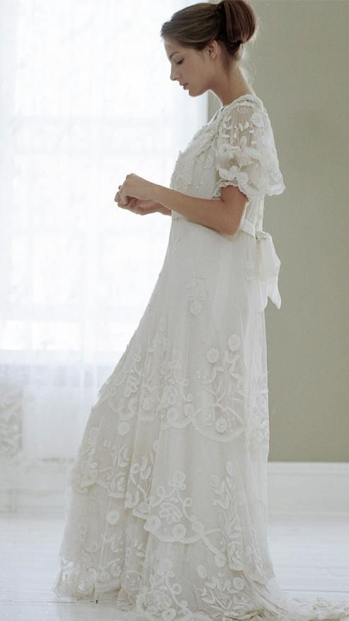 The Vintage Wedding Dress Company Original