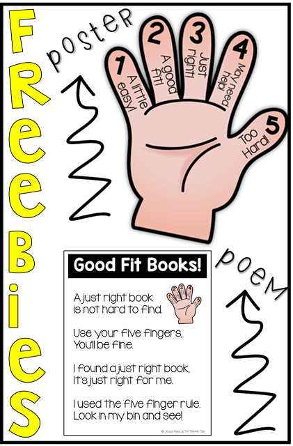 Ideas For How To Teach Students To Find A Good Fit Book -2204