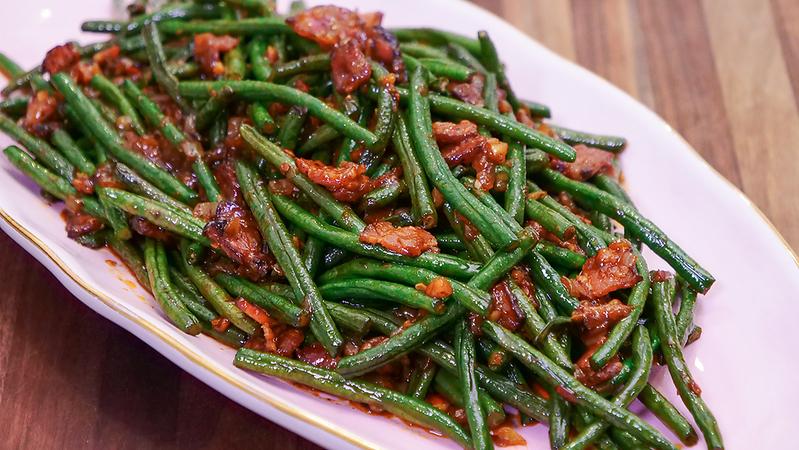 Wonder Food: Chinese Long Beans 不思議な食材〜巨大インゲン - Mayus