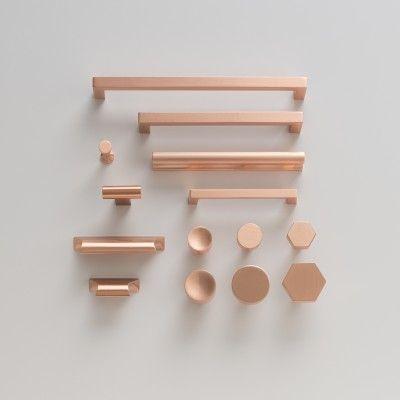 Blush And Copper Interior Inspiration Furniture Hardware