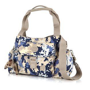 Kipling Fairfax Large Handbag with Removable Shoulder Strap