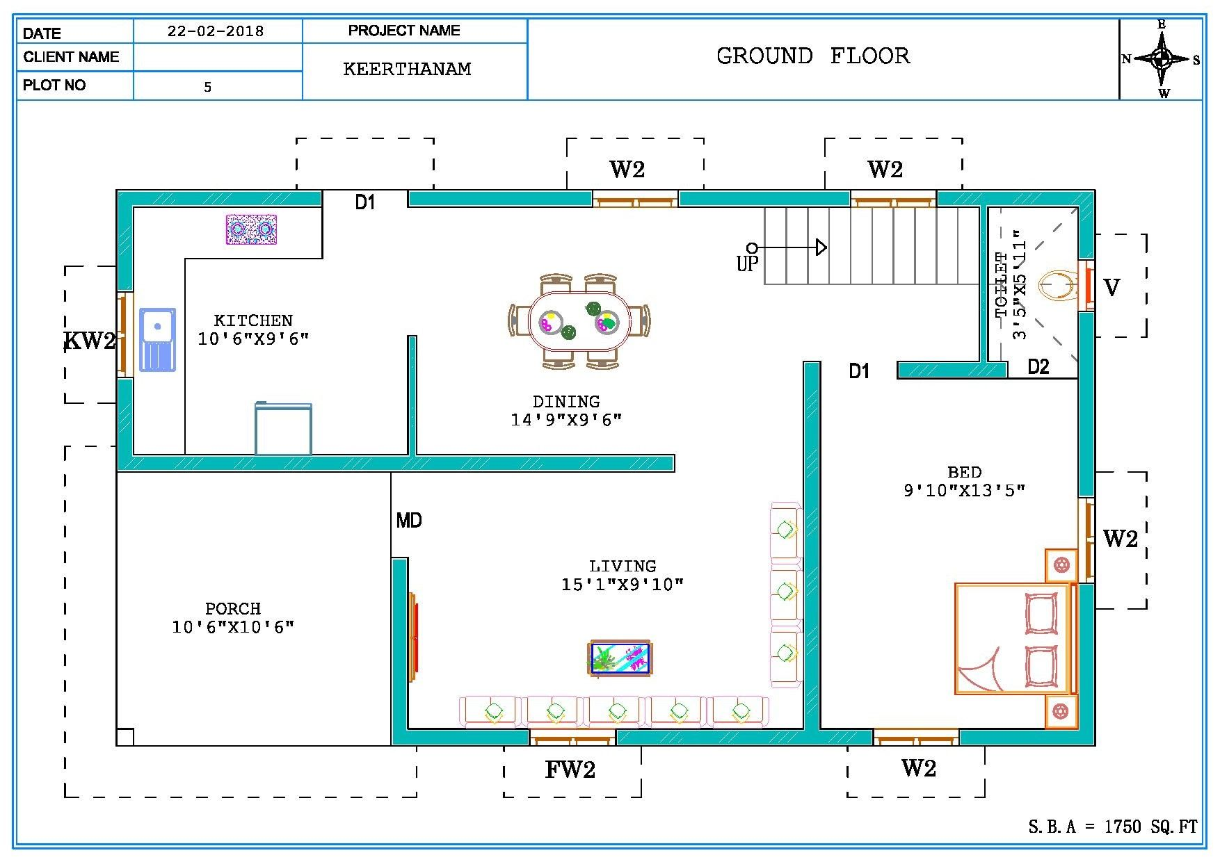 Smart House Wiring Design