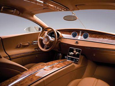 Wood Grain Interior Luxury Cars My Future Car Ideas Bugatti