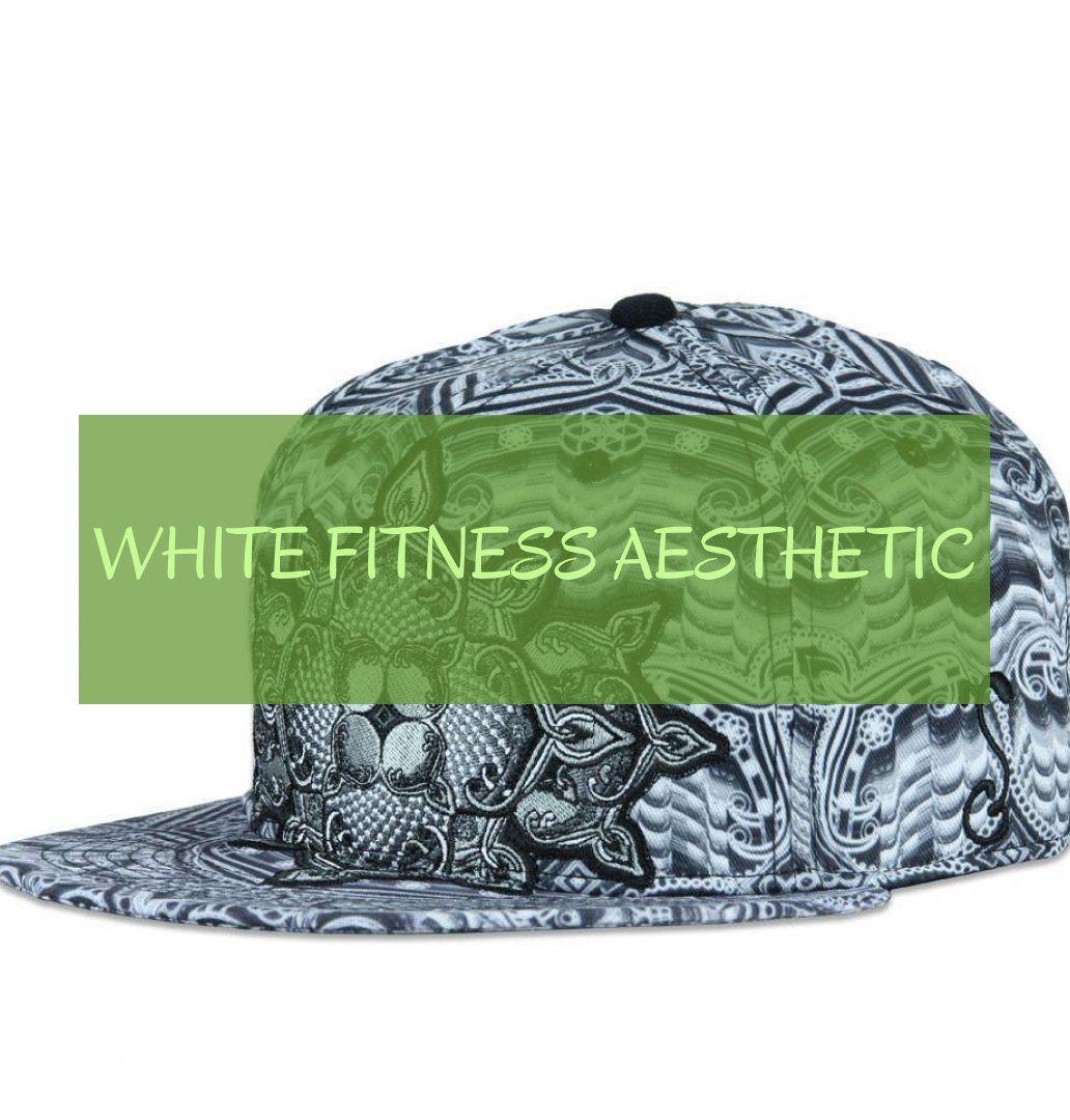 white fitness aesthetic #white #fitness #aesthetic