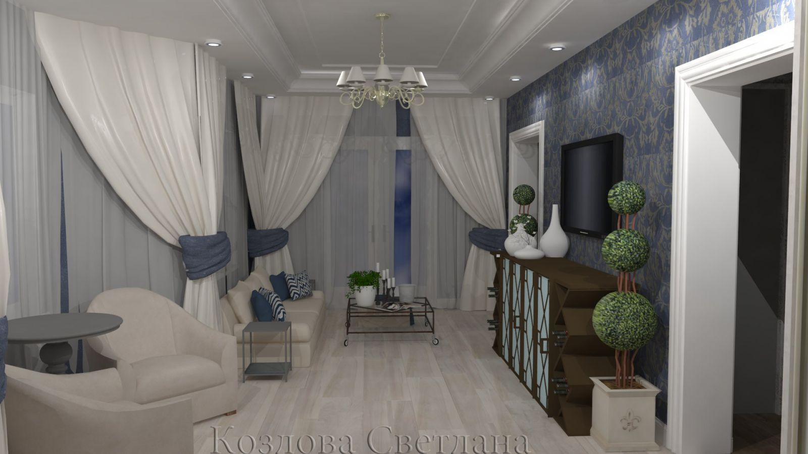 4 - Любимая работа - Галерея - Форум о строительстве, ремонте и дизайне интерьера