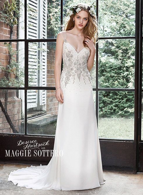 Large View of the Zarina Bridal Gown