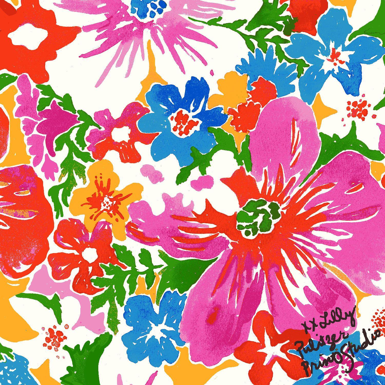 Bitch Flower Power Graphic