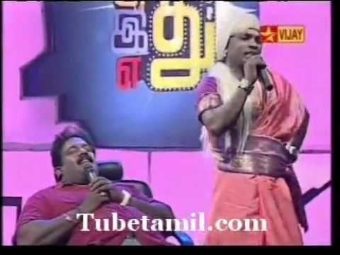 robo shankar performance in athu ithu ethu