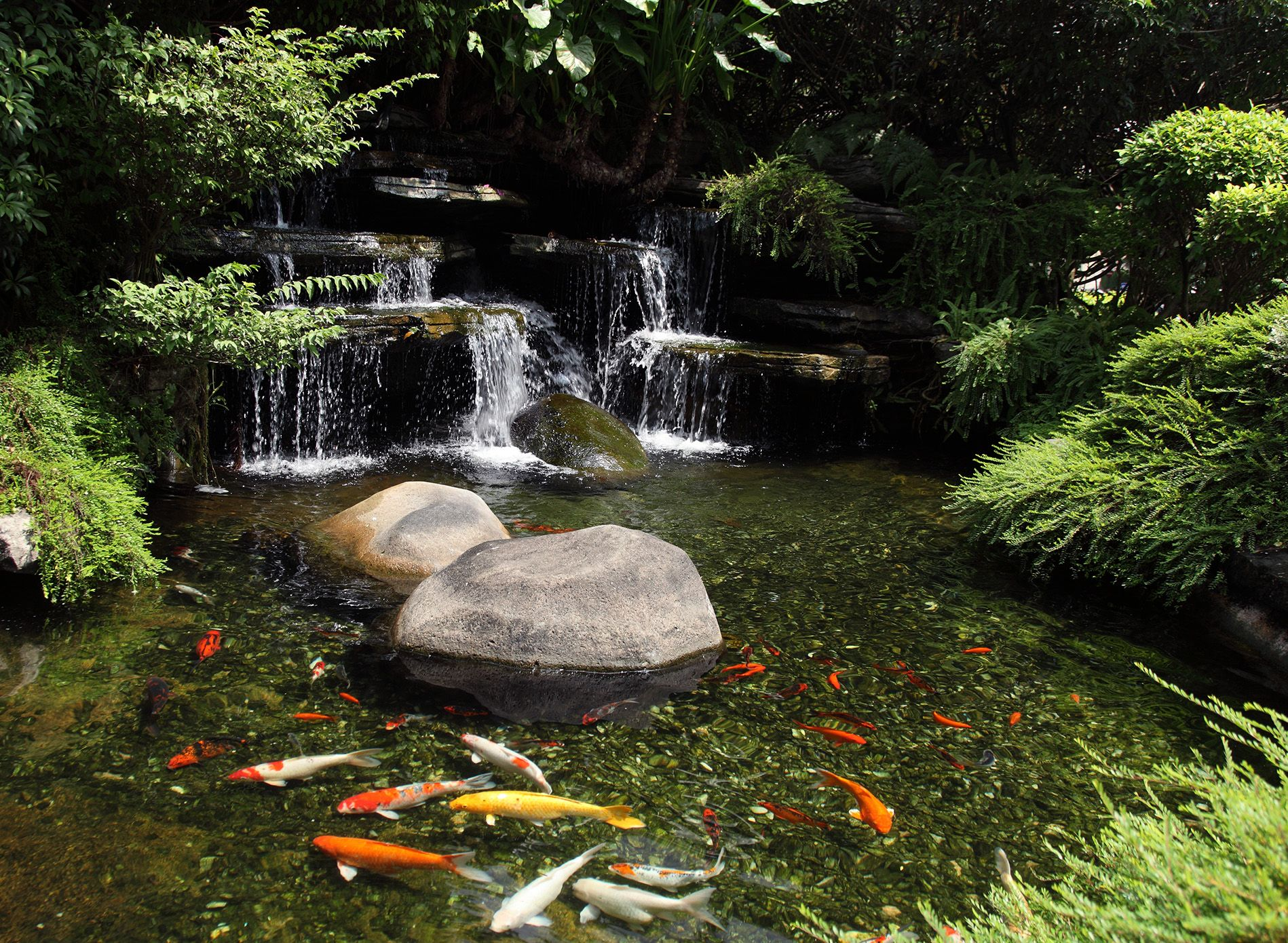 20 koi pond ideas to create a unique garden koi gardens and