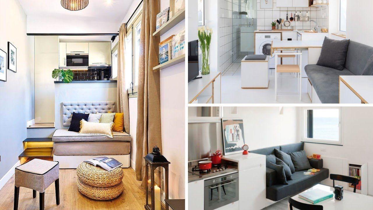 50 Micro Apartment Design Ideas Apartment Design Micro