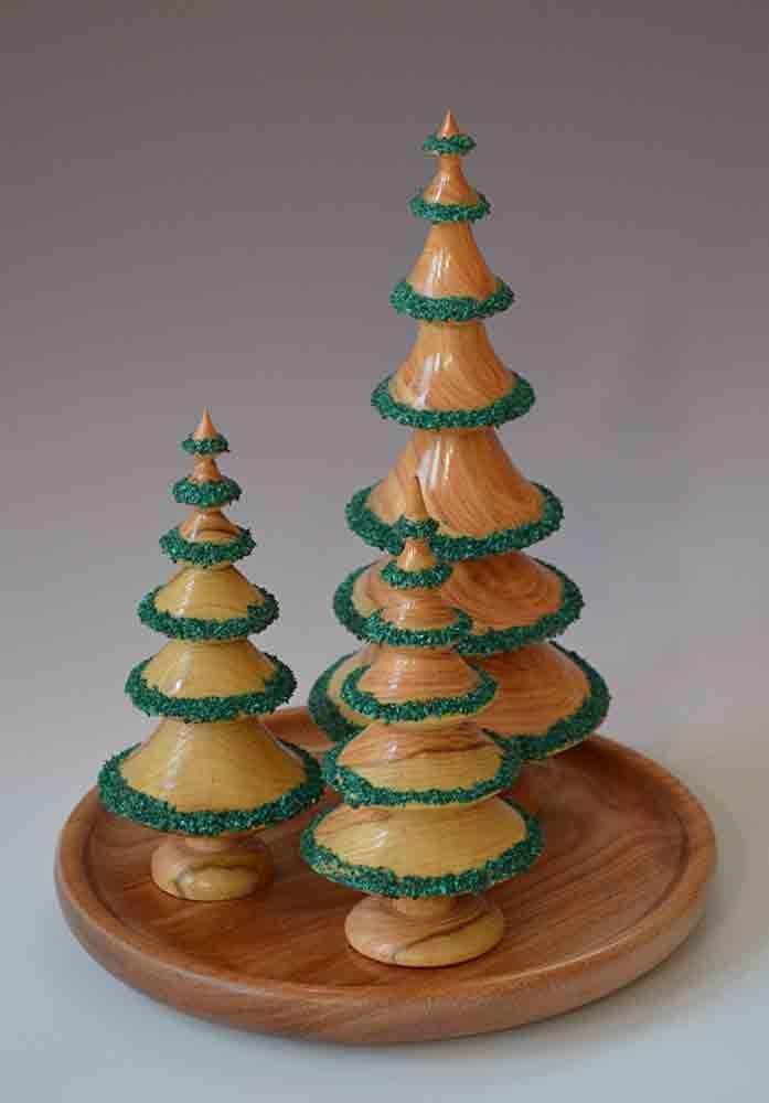Christmas Ornaments – Dennis Liggett