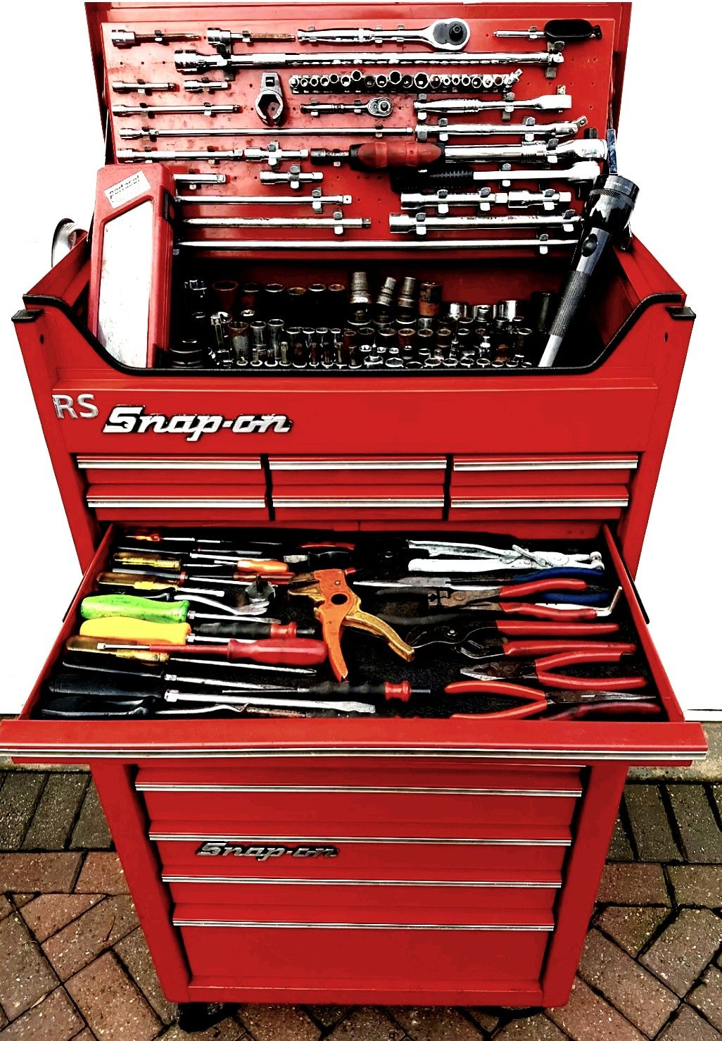 snap on metal whee cabl roller tool chest tool ocd. Black Bedroom Furniture Sets. Home Design Ideas