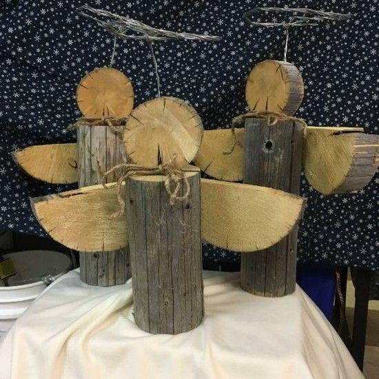 Engel basteln - 80 Ideen für kreativen Christbaumschmuck und nette Weihnachtsgeschenke #weihnachtsmarktideenverkauf