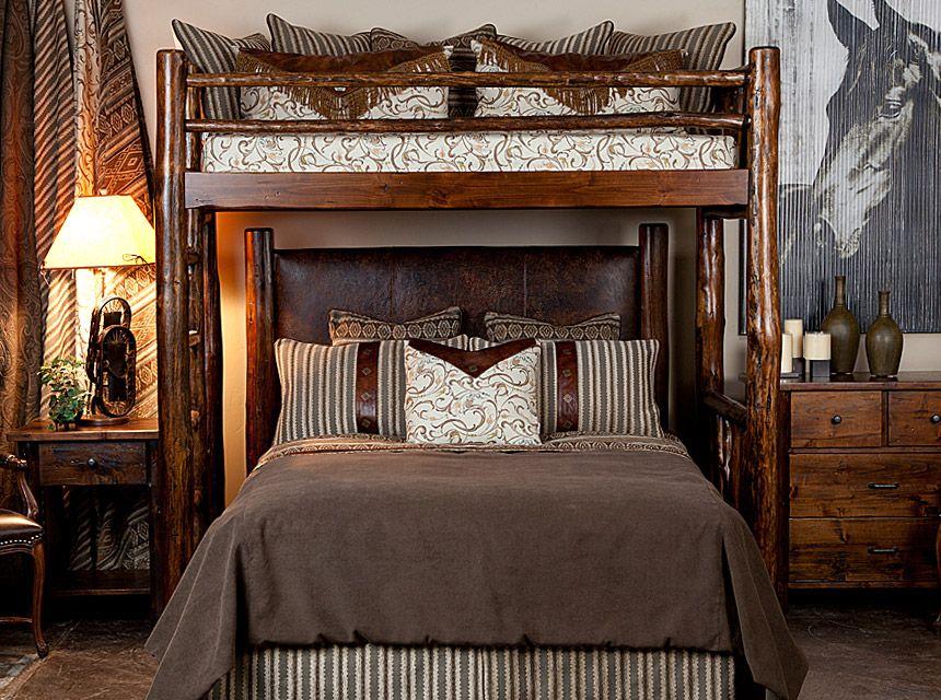Best Alder Twin Over Queen Luxury Bunk Beds Pinterest 400 x 300