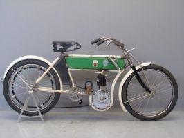 Laurin & Klement 1908 BZ 500
