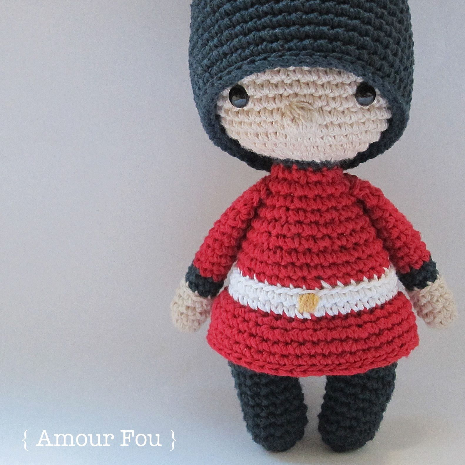 Jack the royal guard crochet pattern by amour fou crochet jack the royal guard crochet pattern by amour fou bankloansurffo Images