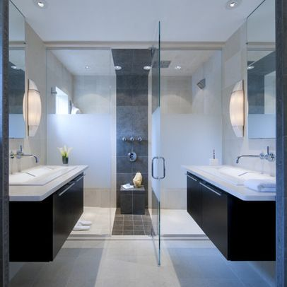 frosted shower glass design ideas, pictures, remodel, and