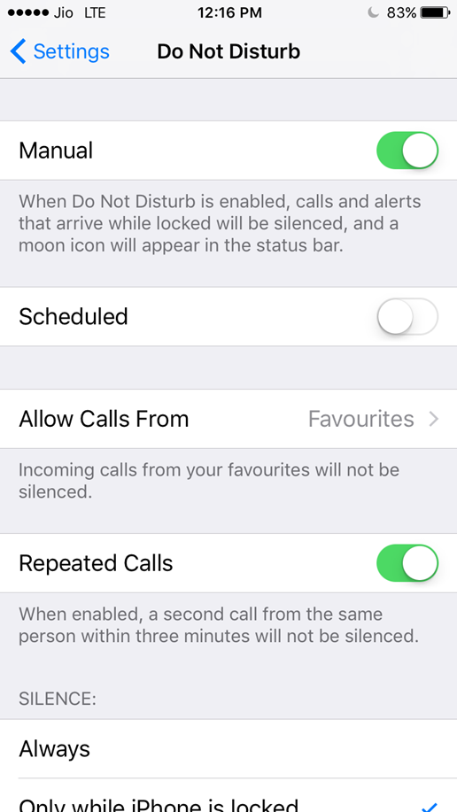 My iPhone Not Ringing During Calls Tips (2020