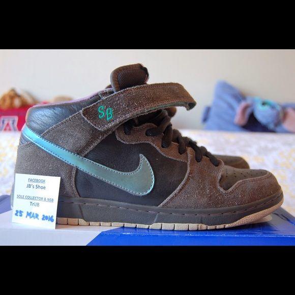 the latest 57aa7 5f6b3 Men's Nike Dunk Mid Prem. SB