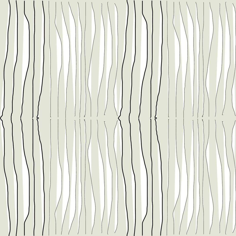 EMMY Bone & Charcoal Wallcovering – Bradley USA