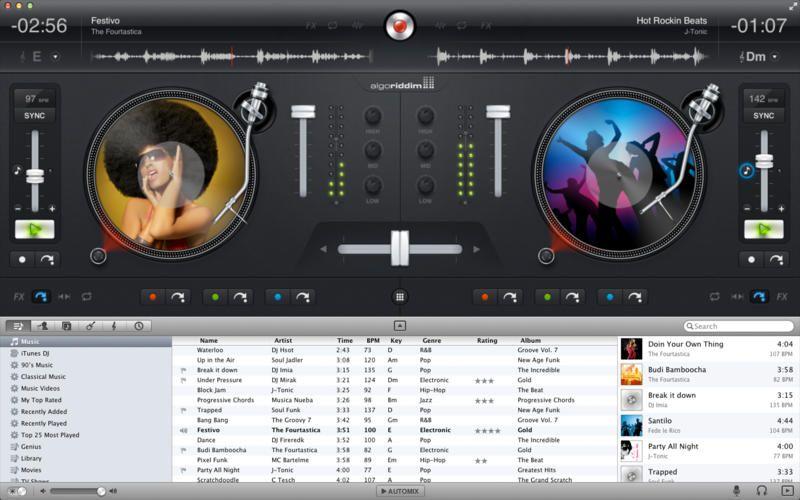 Istantanea 1 Mac app store, App, Dj download