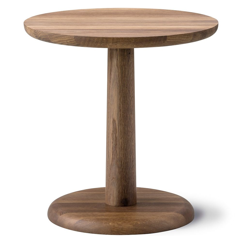 Pon Large Round Side Table The Pon Series Is Another Example Of