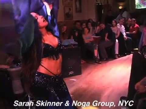 Sarah Skinner - bellydance - NYC - belly dance - YouTube